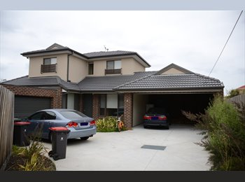 Brand New house 100 metres from Monash Clayton