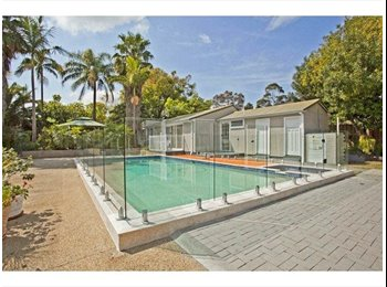 2 Bedroom Granny Flat with access to Pool
