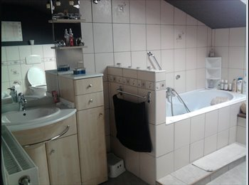 Appartager BE - Chambre d'étudiant pension complète dans maison - Fleurus, Charleroi - €300