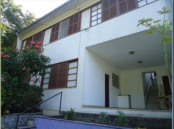 EasyQuarto BR - QUARTO mensal - Casa no Grajaú. - Grajaú, Rio de Janeiro (Capital) - R$800