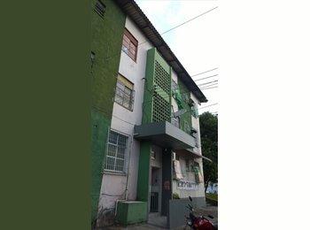 EasyQuarto BR - Apartamento para Dividir no Eldorado - Manaus, Manaus - R$1050