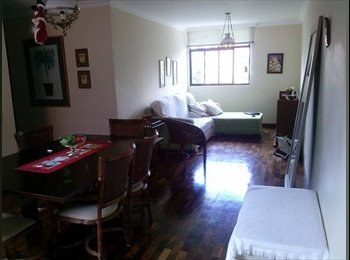 EasyQuarto BR - Apartamento para dividir no Cristo Rei - Outros Bairros, Curitiba - R$725