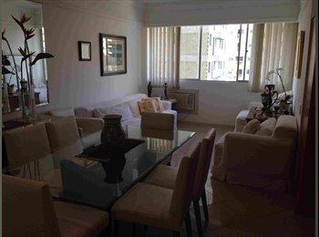 EasyQuarto BR - Apartamento mobiliado - Florianópolis centro - Centro, Florianópolis - R$1100