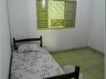 EasyQuarto BR - Quarto área central de Ribeirão - Ribeirão Preto, Ribeirão Preto - R$550