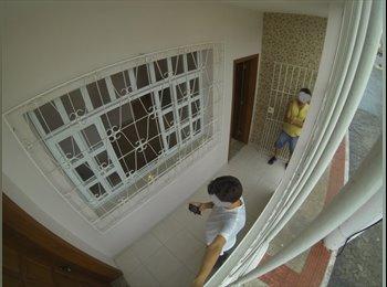 EasyQuarto BR - Apto de 1 quarto, 42 m², fino acabamento - Vila Velha, Vitória e Região Metropolitana - R$800