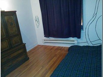 EasyRoommate CA - looking for roommate- recherche un/une coloc - Villeray - Saint-Michel - Parc-Extension, Montréal - $320