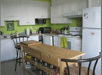 EasyRoommate CA - 1er Mars Chambre meublée à louer Métro Jean-Talon - Villeray - Saint-Michel - Parc-Extension, Montréal - $550