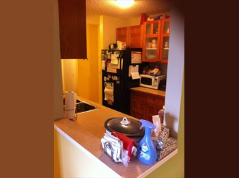 EasyRoommate CA - Shared Two Bedroom Condo On C Train - Calgary, Calgary - $800