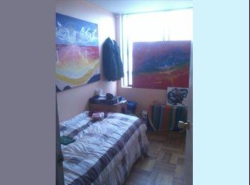 Dormitorio  en Vespucio con  Bilbao