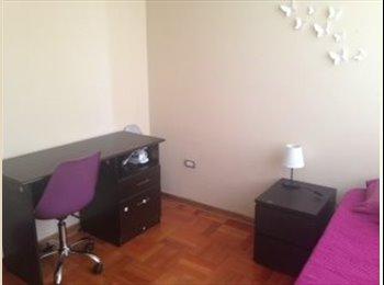 CompartoDepto CL - habitación plan de viña excelente ubicación - Viña del Mar, Valparaíso - CH$*