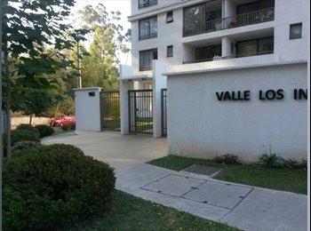 CompartoDepto CL - Arriendo cómoda habitación en Sector  Los Ingleses - Valparaíso, Valparaíso - CH$*