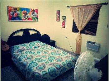 CompartoApto CO - Los Andes private room, bath, aire, WIFI, cable TV - Barranquilla, Barranquilla - COP$*