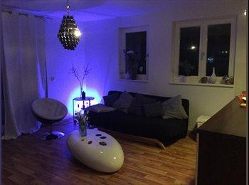 EasyWG DE - 72Quadratneter Wohnung mit Terrasse/Garten (2erWG) - Mitte, Berlin - €440