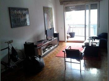 EasyPiso ES - Habitacion en piso grande en muntaner-copernico - Sarrià-Sant Gervasi, Barcelona - €450