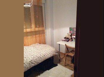 EasyPiso ES - Habitación acogedora en piso al lado aeropuerto - Barajas, Madrid - €275