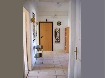 Appartager FR - grand appartement meublé 4 pièces lumineux - l'Orangerie, Strasbourg - €500