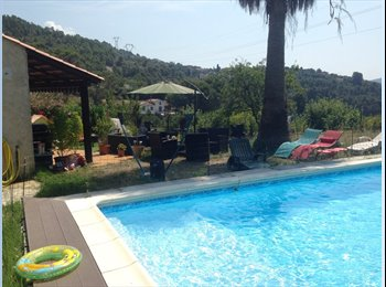 maison+jardin+piscine nice est