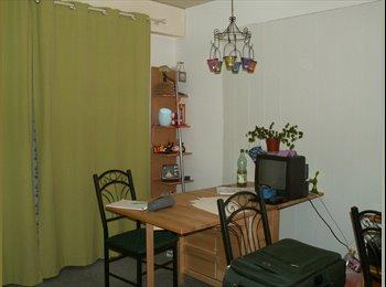 Chambre lumineuse 18.40 m²