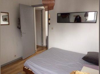 Appartager FR - Chambre meublée à Lille/Marcq en Baroeul - Marcq-en-Barœul, Lille - €450