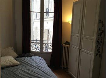 Appartager FR - Offre de colocation - 9ème Arrondissement, Paris - Ile De France - €625