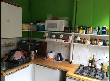 Appartager FR - 1 chambre ds coloc 5personnes 480 tcc 01/05 - Lille-Centre, Lille - €480