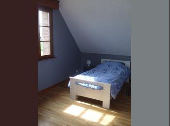 Appartager FR - Chambre chez l'habitant - Quesnoy-sur-Deûle, Lille - €320