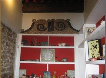 Appartager FR - Chambre meublee a louer a partir du 1er avril 2015 - 2ème Arrondissement, Lyon - €350
