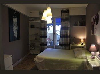 Loue Jolie chambre dans bel Appartement Nice Centr