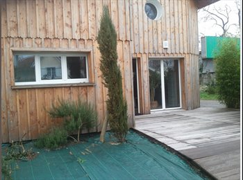Appartager FR - Maison individuelle proposant 2 chambres en coloc - Pessac, Bordeaux - €415