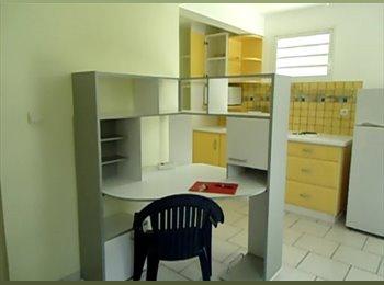 Studio proche CHU de Fort de France