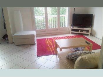Appartager FR - ABLON chbre meublé dans grand F5  à 10 mn de Paris - Villeneuve-le-Roi, Paris - Ile De France - €530