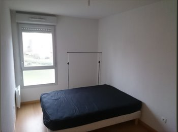 Appartager FR - Argoulet: chambre 11m2 / T3 avec grande terrasse - Marengo - Jolimont, Toulouse - €290