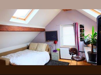 Appartager FR - Double room near Basel - Saint-Louis, Saint-Louis - €750