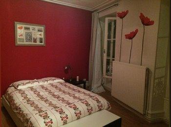 Appartager FR - URGENT - Belle et grande chambre a louer - Krutenau, Strasbourg - €485