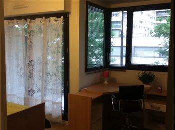 Appartager FR - Chambre chez l'habitant - 19ème Arrondissement, Paris - Ile De France - €620