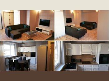 Appartager FR - Belles chambres tout confort à Nancy centre - Centre ville, Charles III, Nancy - €340