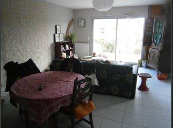Appartager FR - Deux chambres dans colocation quartier Capucins - Angers, Angers - €300