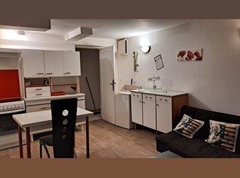 Appartager FR - beau studio deux pièces dans une coloc - Rosny-sous-Bois, Paris - Ile De France - €770