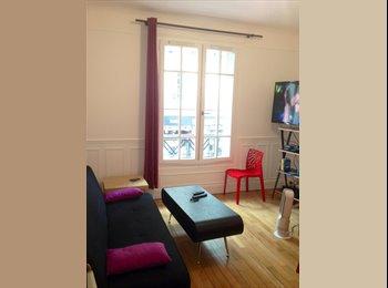 Appartager FR - Grande chambre meublée à louer Michel Bizot - 12ème Arrondissement, Paris - Ile De France - €785