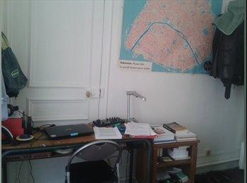 Appartager FR - Chambre à louer dans appartement à partager - 20ème Arrondissement, Paris - Ile De France - €500