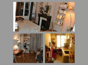 Appartager FR - Colocation - 53m2 - Marcadet - 18ème Arrondissement, Paris - Ile De France - €564