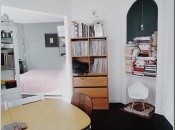 Appartager FR - 2p 36m2 Brochant très lumineux - 2sem a 3mois - 17ème Arrondissement, Paris - Ile De France - €1060