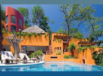 CompartoDepa MX - Villa Mandarinas - Tepic, Tepic - MX$68600