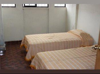 CompartoDepa MX - LIndas Habitaciones en buena zona  Para Chicas - La Paz, Puebla - MX$1500