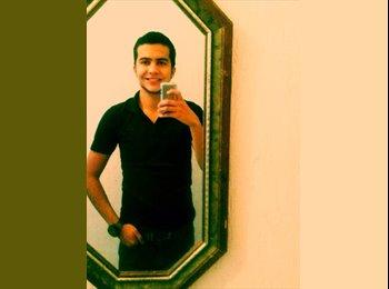 CompartoDepa MX - Busco alguien que quiera compartir departamento. - Hermosillo, Hermosillo - MX$2000