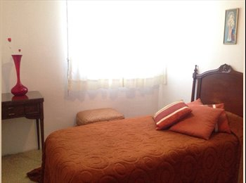 CompartoDepa MX - Cuarto amueblado a 10 minutos de UAM Xochimilco - Coyoacán, DF - MX$2500