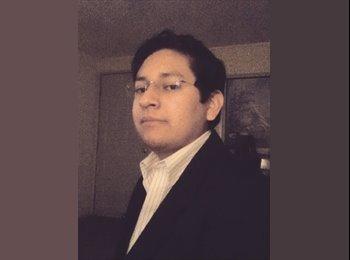 CompartoDepa MX - Abraham - 22 - DF