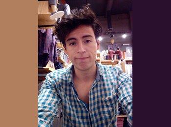 Luis  - 19 - Estudiante