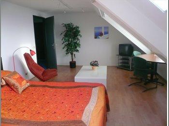 EasyKamer NL - grote kamer 25 M2 - Almere, Almere - €500