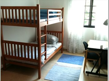 Clean, Airy, Comfy Room for Rent!